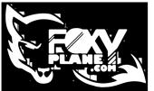 FOXY plane Logo