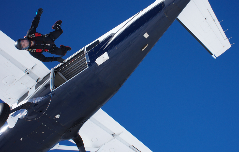 FOXY Plane - Skydiving Aircraft Lease