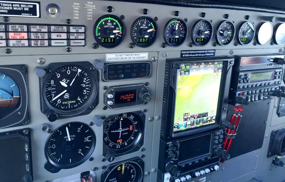 EASA Cessna SET Caravan Training